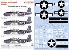 Techmod 1/32 Grumman TBF-1C Avenger # 32020