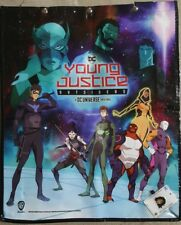 SDCC 2018 Comic Con Young Justice Swag Bag Backpack Tote WB DC TV Show