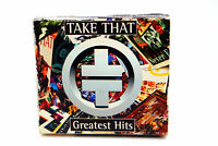 TAKE THAT GREATEST HITS BVCP-926 JAPAN CD A#6245