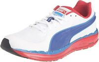 NEW Men's Sneakers PUMA FAAS 500 - Running Shoes - White - Size 9