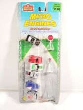 Imperial Diecast Micro Engines Micro Machines Car Set #3141B