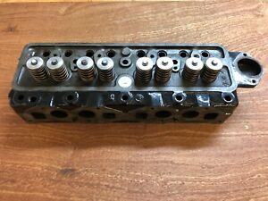 Triumph TR2 Unleaded Low Port Cylinder Head