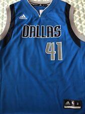 Dallas Mavericks Dirk Nowitzki adidas Youth NBA Revolution 30 Jersey 4c1d549a4