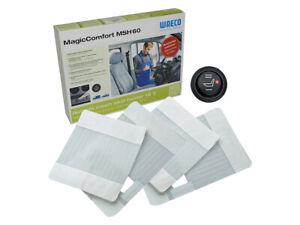 Universal Heated Seat Kit (Retrofit Kit for 2 Seats) Waeco MagicComfort MSH 60