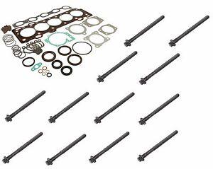 For Volvo C70 S60 S70 V70 Engine Cylinder Head Gasket Set+12 Bolts