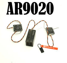 AR9020 9-Channel 9CH Receiver WITH 2 satellites For DX9 dx8 DSMX Transmiter