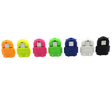 10PCS Mouse over image to zoom Micro-USB-To-USB-2-0-Host-OTG-Adapter-Converter