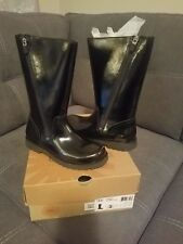UGG Australia youth Kids Girls Size 3 Black Amilia Boot