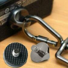 "Tool 1/4"" Screw Set For DSLR SLR Camera Tripod Quick Plate L4K4 Release New O7A1"