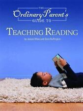 Ordinary Parent's Guide to Teaching Reading by Jessie Wise & Audio CD