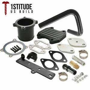 Exhaust Cooler & Throttle Valve Kit 6.7L Cummins Diesel For 2013-19 Dodge Ram US