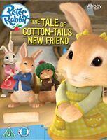 Peter Rabbit - TheTale of Cotton Tail's New Friend [DVD][Region 2]