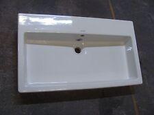 duravit vero above counter bathroom sink washbasin w overflow - Duravit Sink