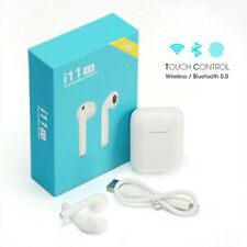 I11 tws 5.0 Bluetooth Headset Touch Control Earbuds Headset Wireless New