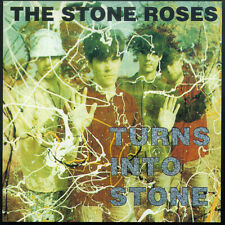 The Stone Roses – Turns Into Stone CD Silvertone 2000 USED