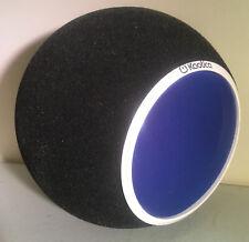 Kaotica Eyeball Microphone Pop Filter - Blue - Good Condition
