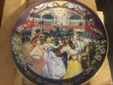 "Collector Plate ""The Walteze of Johann Strauss"""