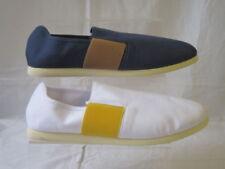 Sandali e scarpe bianca senza marca con da infilare per il mare da uomo