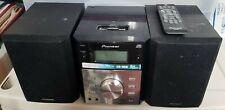 Pioneer (X-EM21) CD Receiver Stereo Radio Speaker System  iPod iPhone Dock