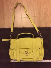 Proenza Schouler ps1 Medium Yellow/LEMON Authentic