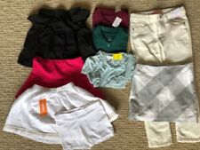(Lot of 9) Gymboree Polo GAPKids Size 7-8 NEW & Used SA