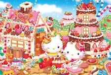 Hello Kitty Jigsaw Puzzle Sweets Dream 1000 Pieces