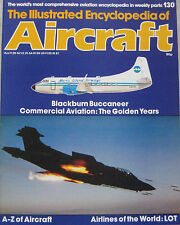 Encyclopedia of Aircraft Issue 130 Blackburn Buccaneer cutaway drawing