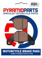 Hyosung SF 50 R Rally Prima 00-06 front brake pads