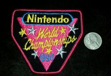 ☆Extremely RARE☆ NES Nintendo World Championships 1990 NEW Patch