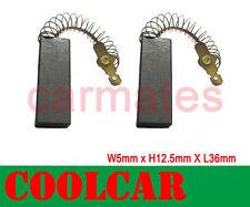 Motor Carbon Brushes For BOSCH WOF 1800 WOF 2000 WOF 2001 Maxx 880 WFL1660AU/4