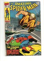Amazing Spider-Man #81 1ST APP The KANGAROO! G/VG 3.0 1970