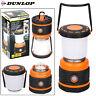Dunlop Camping Lampe 46 SMD LEDS 1000 LM Leuchte Dimmbar Hängelampe Laterne