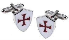 CAVALIERE Templare Gemelli Nuovi Gemelli 19197 fornito in SCATOLA regalo