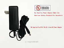 [UL Listed] 12V 2A AC / DC Adapter For YAMAHA SO8 S08 Piano Keyboard Synthisizer