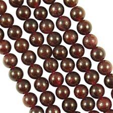 Perline sfuse di perla rosso