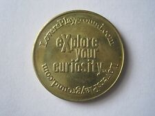XXX Adult Explore Your Curiosity Lovers Playground Token Coin 1120-8