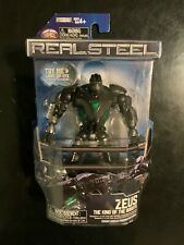 Real Steel Zeus The King Of Robots Light Up EFX Series 1 Action Figure NIP