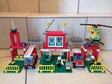 LEGO CASERNE DE POMPIER : SET  6554 :  : ANNEE 1997