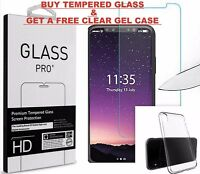 TEMPERED GLASS SCREEN ULTRA STRONG SLIM PROTECTOR FOR IPHONE X 10