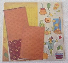 Creative Memories 12 x 12 Primary Autumn Additions