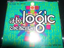 AB Logic ‎– The Hitman Mixes CD Single – Like New