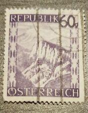 Austria - # ANK AT 762 - 1945 - Semmering - 60g