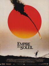 L'EMPIRE DU SOLEIL Empire of the Sun Affiche Cinéma / Poster STEVEN SPIELBERG
