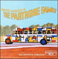 PARTRIDGE FAMILY & DAVID CASSIDY - THE DEFINITIVE COLLECTION D/Remaster CD *NEW*