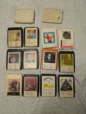 Latin 8-Track Lot 12 Tapes with Extra 2 Unlabeled