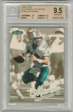 Dan Marino 1998 Fleer Ultra Gold Medallion BGS 9.5 Gem Mint *POP 1* DOLPHINS