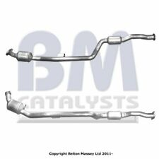 4704 CATAYLYTIC CONVERTER / CAT (TYPE APPROVED) FOR MERCEDES-BENZ E-CLASS 3.0 20