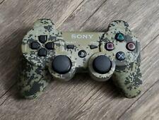 Genuine OEM Sony PS3 Sixaxis DualShock 3 Wireless Controller - Urban Camo Tested