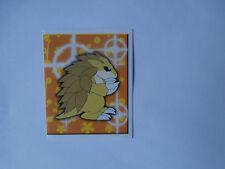 Autocollant Stickers POKEMON Collection MERLIN N°197 SABLAIREAU !!!