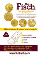 Fisch Fake Coin Detector for the Gold American Eagle